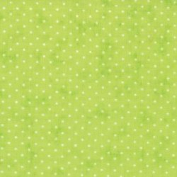 Essentials Dots Bright Lime