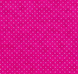 Essentials Dots Hot Pink
