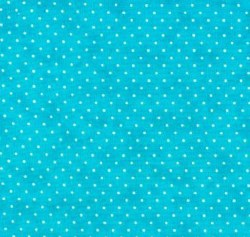 Essentials Dots Turquoise