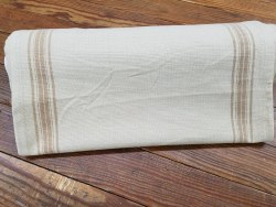 "Toweling 16"" Light Brown Strip"