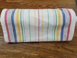 "Toweling 16"" Multi Allover"
