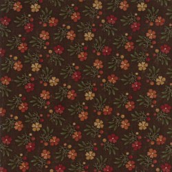 Nature's Glory Sm Floral Brown