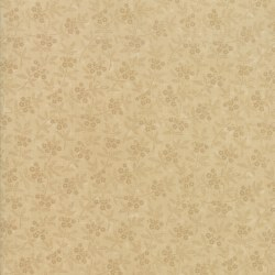 Meadowlark Pond Sm Floral Tan