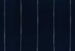 "Toweling 16"" Picnic Point Navy Stitched Stripe"