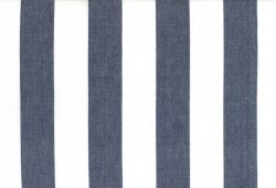 "Toweling 16"" Picnic Point Navy Thick Stripe"