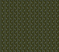 Tall Grass Stripe Green
