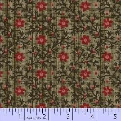Pieceful Pines Floral Vine Sag