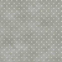 Beautiful Basics Dot Gray