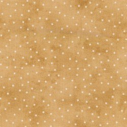 Beautiful Basics Cream Gold Dot