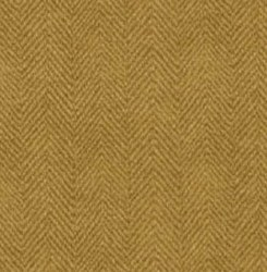 Woolies Flannel Gold Herringbone