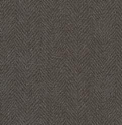 Woolies Flannel Dk Gray Herringbone
