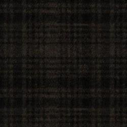 Woolies Flannel Windowpane Black/Black