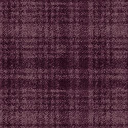 Woolies Flannel Plaid Violet