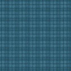Woolies Flannel Plaid Teal