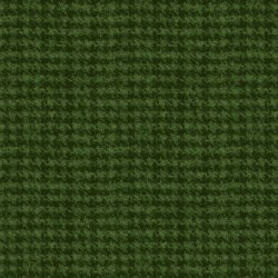 Woolies Flannel Check Green Skinny Bolt