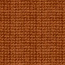 Woolies Flannel Check Orange