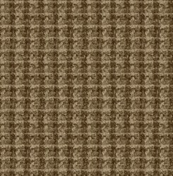 Woolies Flannel Texture Brown