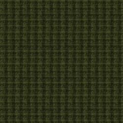 Woolies Flannel Check Dk Green