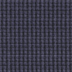 Woolies Flannel Check Violet Blue