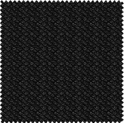 Woolies Flannel Texture Black