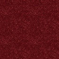 Woolies Flannel Tweed Red