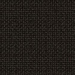 Woolies Flannel Basket Weave Black