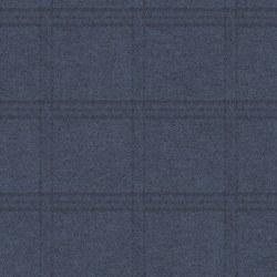 Woolies Flannel Tartan Grid Navy