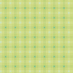 Babe Woods Flannel Plaid Green