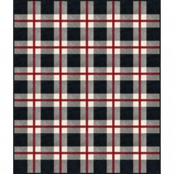 Color Wash Woolies Plaid Kit
