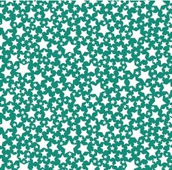 Super Fred Stars Teal