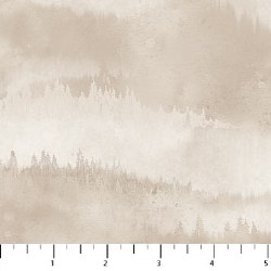 Misty Mountain Flannel Cream