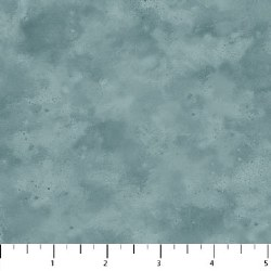 Misty Mountain Flannel Blue