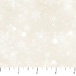Frosted Woodland Snowflake Cre