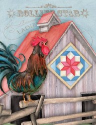 Note Cards Chicken Coop