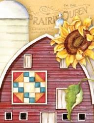 Note Cards Prairie Queen