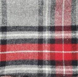 West Creek Flannels Lrg Grey