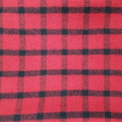 West Creek Flannels Red Plaid