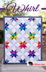 Whirl Quilt Pattern