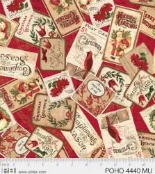 Postcard Holiday Postcard Toss