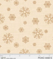 Postcard Holiday Snowflake Ecr