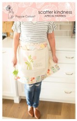 Scatter Kindness Apron Pattern