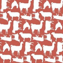 Prairie Sisters Barnyard Red