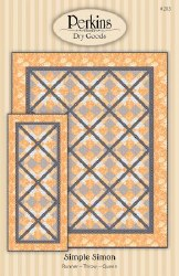 Simple Simon Pattern
