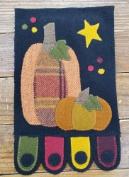 Pumpkin Patch Wallhanging