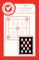 From the Heart Panel Pattern