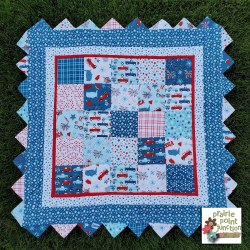 Prairie Charm Topper Kit Fireworks and Freedom