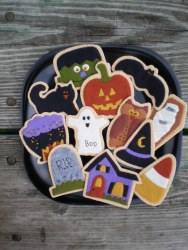 Sugar Cookie Halloween