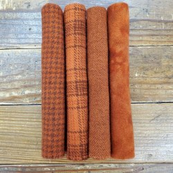 Primtive Gatherings Wool Rust
