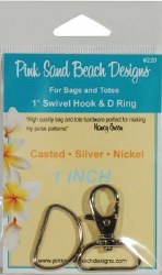 Swivel Hook and D Ring
