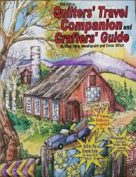 Quilters Travel Companion 2016